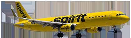 Resultado de imagen para spirit airlines png